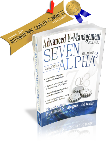Seven Alpha Three E-Management Model
