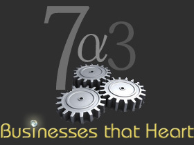 Seven Alpha Three E-Management Model logo
